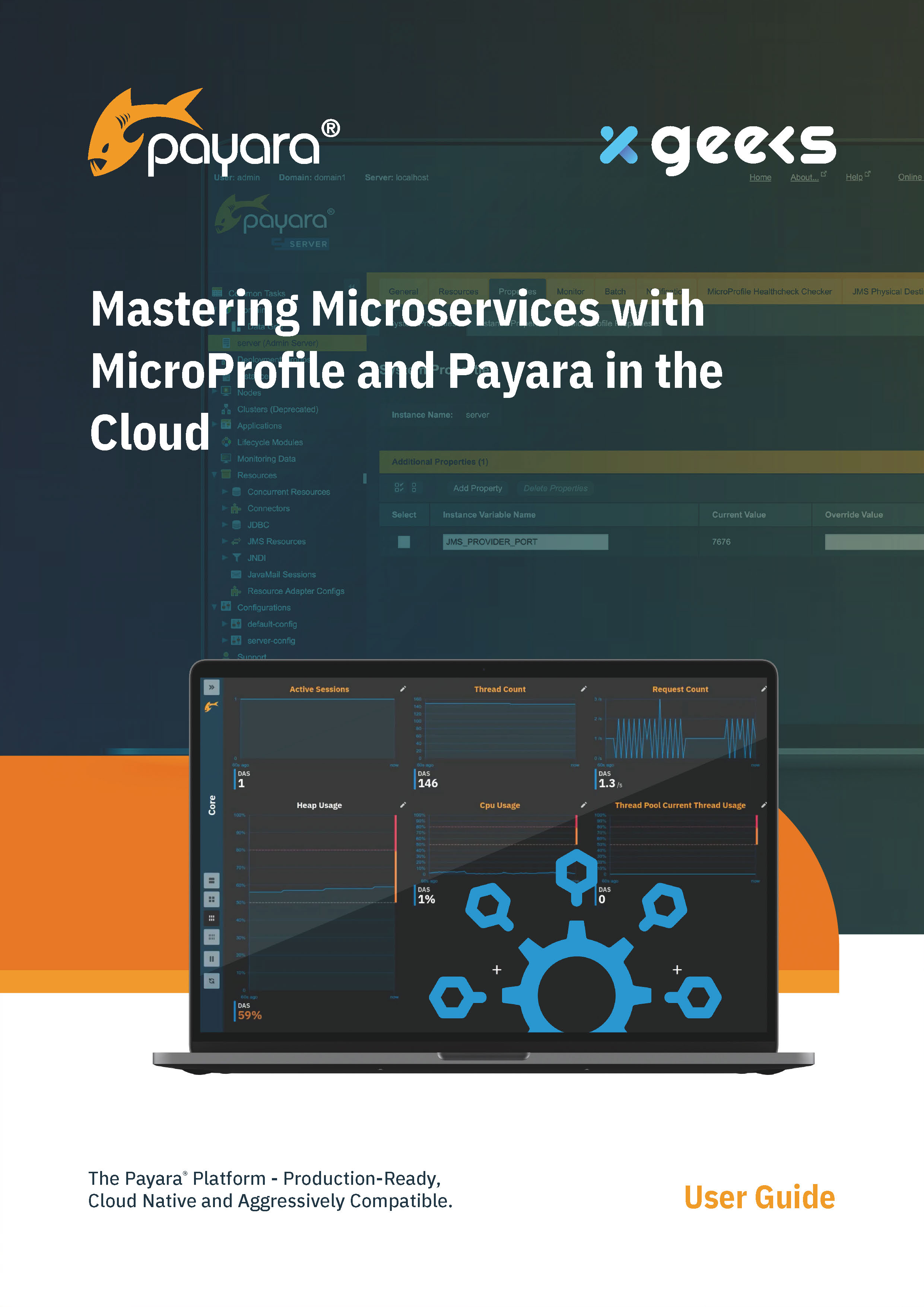 Mastering Microservices with MicroProfile and Payara in the Cloud_Page_01